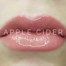 ON SOME SKIN TONES (INCLUDING MINE), APPLE CIDER HAS A DEFINITE CORAL HUE TO IT