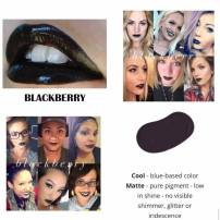 NEWLY ADDED TO THE PERMANENT COLLECTION AS THE 37TH COLOR BY POPULAR DEMAND, BLACKBERRY IS A MUST HAVE FOR COSTUME MAKEUP AND CAN BE LAYERED WITH OTHER COLORS FOR BEAUTIFUL DRAMATIC EFFECT.