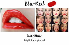 Blu Red Info