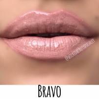 THIS IS CLOSER TO THE COLOR ON MOST PEOPLE, ALTHOUGH IT IS A VERY PALE PINK. THIS COLOR CAN BE A LITTLE HARDER TO APPLY EVENLY