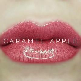 Caramel Apple Lips
