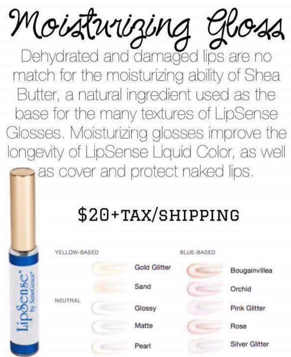 Gloss Info and Price