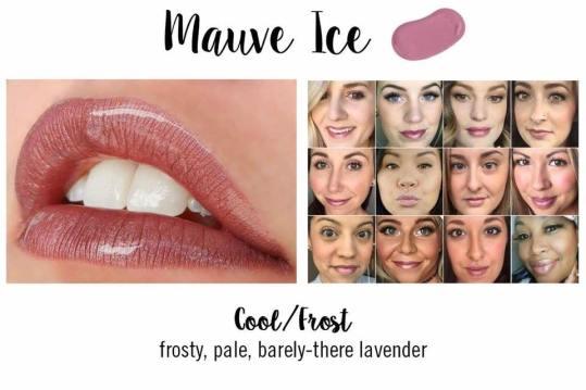 Mauve Ice Info