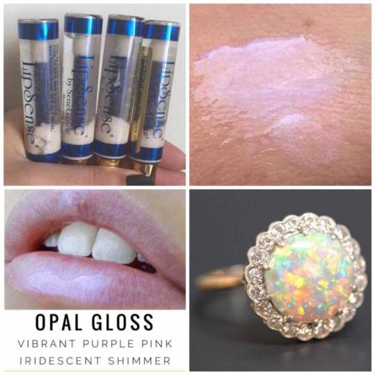 Opal Gloss Collage