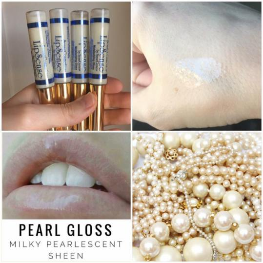 Pearl Gloss Collage