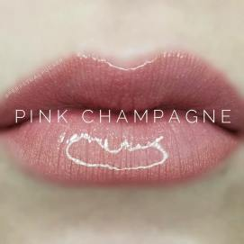 Pink Champagne Lips