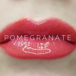 Pomegranate Lips