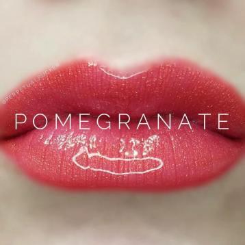 Pomegranate Lips