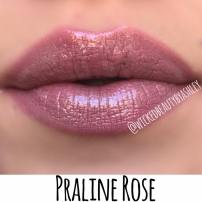 PRALINE ROSE IS CLOSER TO THIS MAUVE ON MOST SKIN TONES, BUT WITH MORE OF A BEIGE UNDERTONE