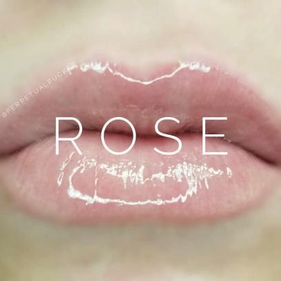 Rose Gloss Lips