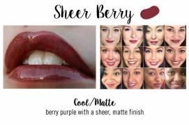 Sheer Berry Info