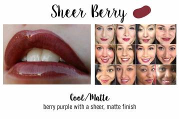 Sheer Berry Info