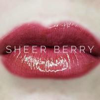 Sheer Berry Lips